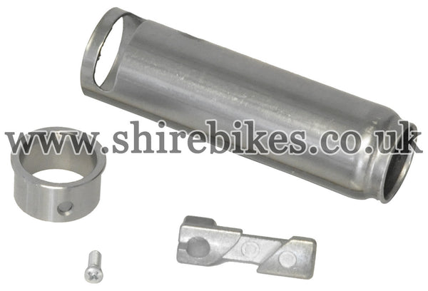 Honda Throttle Tube Kit suitable for use with Z50M, Z50A, Z50J1, Dax 6V, Chaly 6V