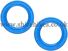 Fork Seals (Pair) suitable for use with Jincheng M50D & Various Chinese Monkey Bike Copies