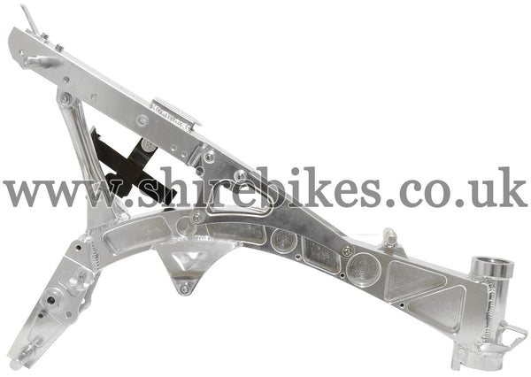 Custom CNC Aluminium Frame Drum Brake suitable for use with Monkey Bike Motorcycles
