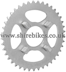 41T Rear Sprocket suitable for use with Dax 6V, Chaly 6V, Dax 12V