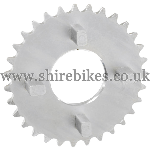 31T Rear Sprocket suitable for use with Dax 6V, Chaly 6V, Dax 12V