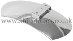 Honda Chrome Front Mudguard suitable for use with Z50A