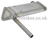 Reproduction Exhaust System Muffler suitable for use with CZ100