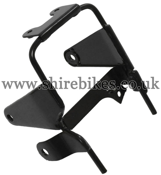 Reproduction Black Headlight Mounting Bracket suitable for use with Dax 12V