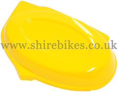 Reproduction Yellow Side Cover suitable for use with Monkey Bike Motorcycles