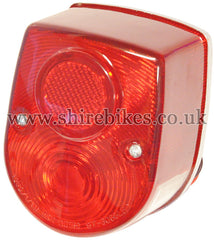 Reproduction 6V Rear Light suitable for use with Z50A (US & Australian Model), Z50J1 (General Export), Dax 6V (General Export)
