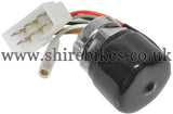 Reproduction 3 Position Ignition Switch suitable for use with CZ100, Z50M, Z50A, Z50J1