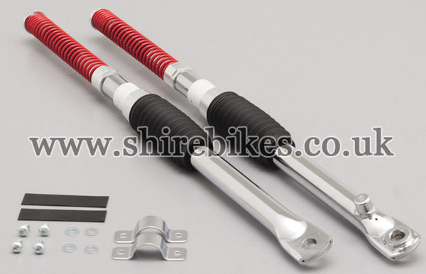 Daytona Hydraulic Damper Fork Kit suitable for use with Dax 6V