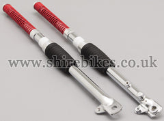 Daytona Hydraulic Damper Fork Kit suitable for use with Chaly 6V
