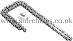 DID (Japan) 415 Drive Chain - 80 Link suitable for use with Z50M