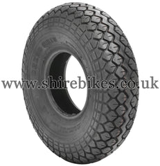 4.00 x 5 Tyre suitable for use with Z50M & QA50