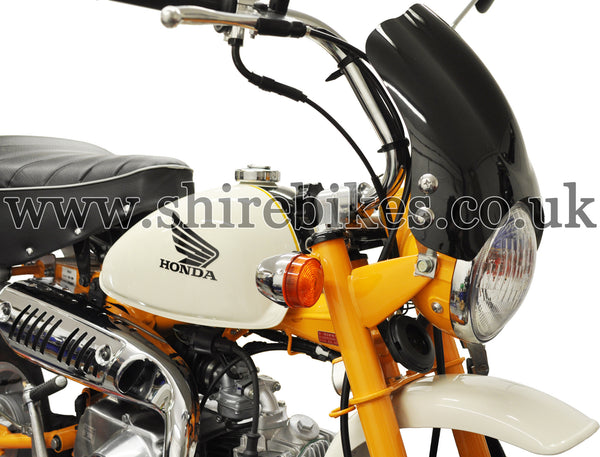 Custom Headlight Cowl Kit suitable for use with Monkey Bike Motorcycles