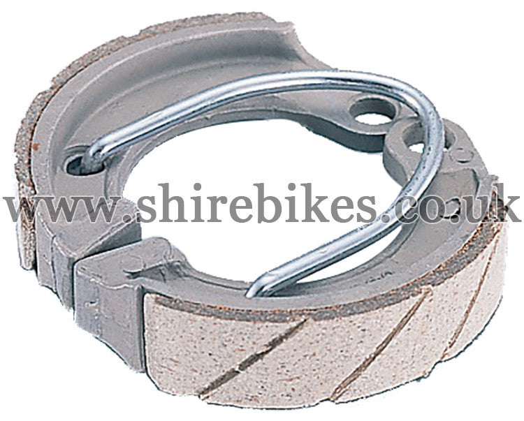 Kitaco Racing Brake Shoes suitable for use with Z50R, XR50