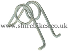 Reproduction Seat Latch Spring (Zinc Plated) suitable for use with Z50M