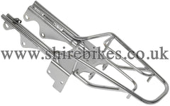 Honda Chrome Rear Rack suitable for use with Z50J