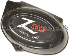 Honda Dark Metallic Purple Side Cover suitable for use with Z50JS