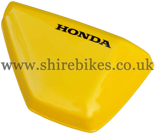 Honda Yellow Side Cover suitable for use with Z50J (Gorilla)