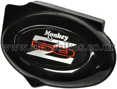 Honda Black Side Cover suitable for use with Z50J