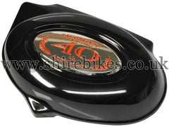 Honda Black Side Cover suitable for use with Z50J (40th Anniversary Limited)