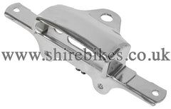 Honda Chrome Rear Light Shroud & Indicator Mount suitable for use with Z50J