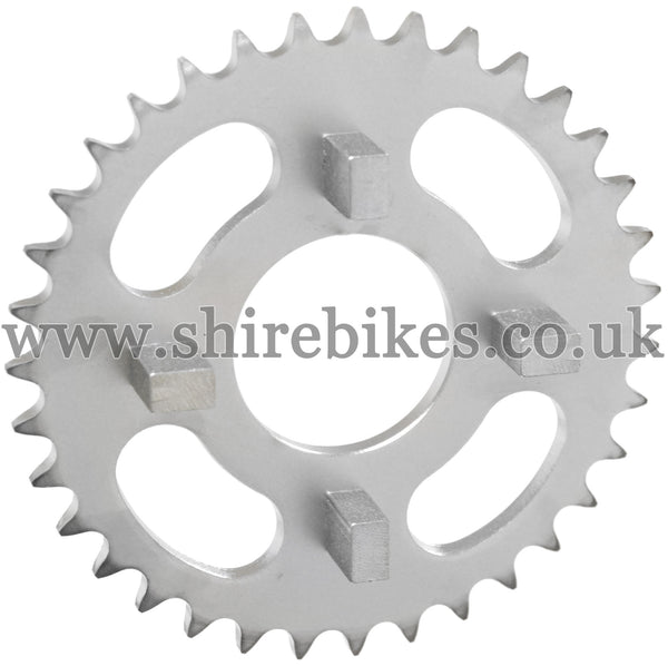 35T Rear Sprocket suitable for use with Dax 6V, Chaly 6V, Dax 12V