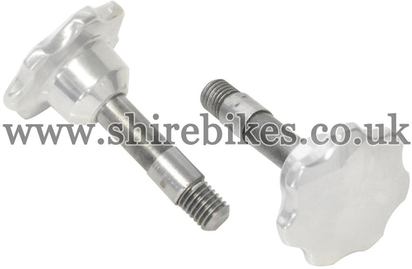 Reproduction Handlebar Knobs (Pair) suitable for use with CZ100