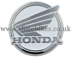Honda Leg Shield Badge suitable for use with C90E
