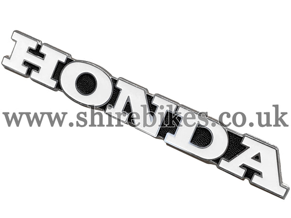 NOS Honda Right-Hand Side Frame Badge suitable for use with Dax 6V