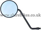 Honda Mirror with Black Arm suitable for use with Z50J (Baja)
