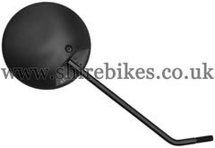 Honda Mirror with Black Arm suitable for use with Z50J1, Z50J