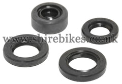 ARX (Japan) Four Engine Oil Seal Kit suitable for use with Z50M, Z50A, Z50J1, Z50R, Z50J, Dax 6V, Dax 12V, Chaly 6V, C90E