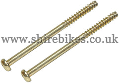 Honda Rear Light Lens Screws (Pair) suitable for use with Z50J