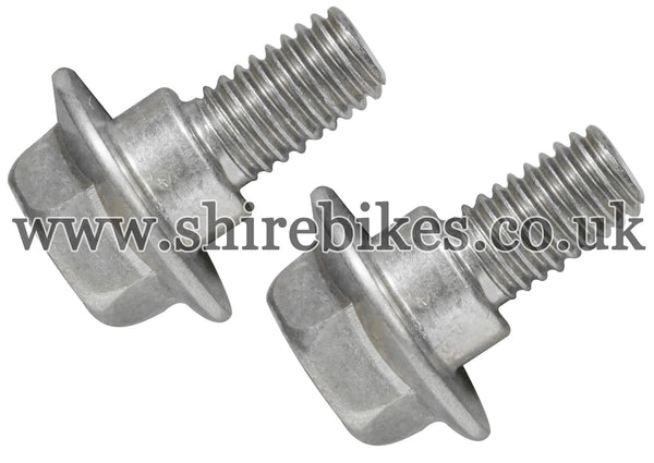 Honda Front Mudguard Bolts for Plastic Mudguards (Pair) suitable for use with Z50J, Z50R