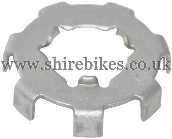 Honda Locking Tab Washer for 24mm Clutch Nut suitable for use with CZ100, Z50M, Z50A, Dax 6V ST50
