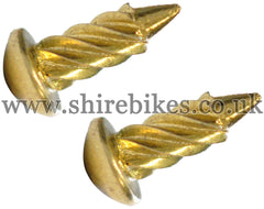 Honda Frame Plate Rivets (Pair) suitable for use with Z50J1, Z50J