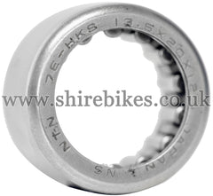 Honda Needle Roller Bearing for 13.5mm Gearbox Shaft suitable for use with Z50R, Dax 12V, Z50J 12V, C90E