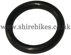 Honda Oil Dipstick O-Ring Seal suitable for use with Z50M, Z50A, Z50J1, Z50R, Z50J, Dax 6V, Dax 12V, Chaly 6V