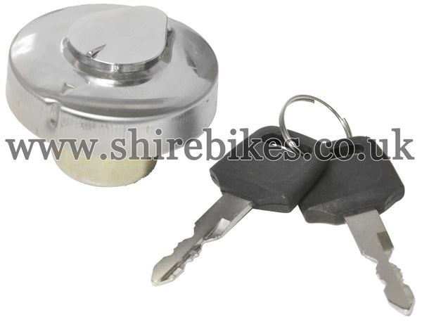 Reproduction Locking Fuel Filler Cap suitable for use with Z50A, Z50R, Z50J1, Z50J