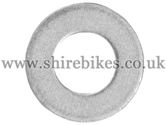 Honda Foot Peg Pivot Pin Washer suitable for use with Z50M, Z50A