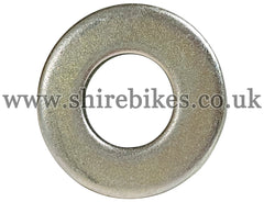 Honda 10mm Shock Absorber Washer suitable for use with Z50J1, Z50R, Z50J, Dax 6V, Chaly 6V, Dax 12V, C90E