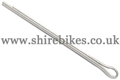 Honda Foot Peg Split Pin suitable for use with Z50M, Z50A, Z50R, Z50J1, Z50J, Dax 6V, Dax 12V