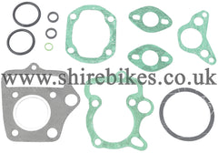 Reproduction 49cc Top End Gasket Set suitable for use with Z50M, Z50A, Z50R, Z50J1, Dax 6V, Chaly 6V
