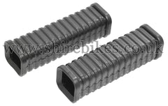 Honda Rear Foot Peg Rubbers (Pair) suitable for use with Dax 6V, Chaly 6V