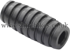 Honda Gear Shift Lever Rubber suitable for use with Z50A, Z50J, Z50J1, Z50R, Dax 6V, Dax 12V