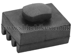 Honda Centre Stand Stop Rubber suitable for use with Dax 6V, Chaly 6V
