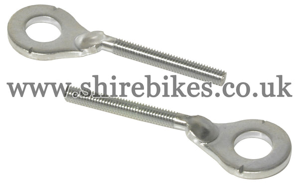 Honda Chain Adjusters (Pair) suitable for use with CZ100