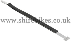 Honda Aluminium Frame Wiring Strap suitable for use with CZ100, Z50M, Z50A, Z50R