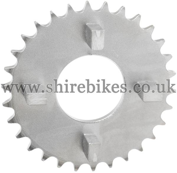 30T Rear Sprocket suitable for use with Dax 6V, Chaly 6V, Dax 12V