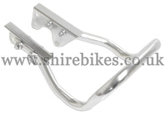 Custom Aluminium Grab Bar suitable for use with Monkey Bike Motorcycles