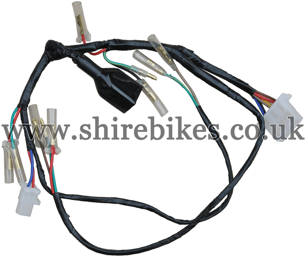 Reproduction Wiring Loom Harness Suitable For Use With Z50a K2 Us Bicycle K1 Model